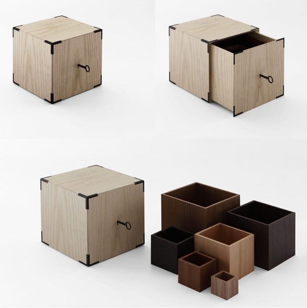 Scatola Per Pensieri | Porro | design_Elisa_Ossino