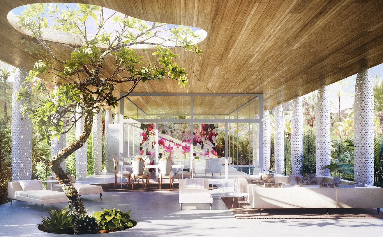 Eden – architektoniczna kraina Marcela Wandersa