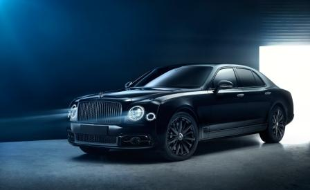 Bentley- ukryte smaki Mulsanne Speed