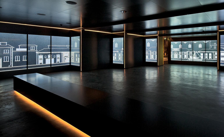 Hennessy House – wysokoprocentowe doświadczenie architektoniczne