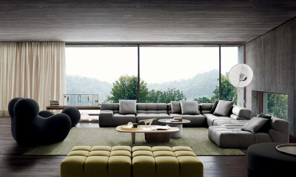 Tufty Time | design: Patricia Urquiola B&B Italia