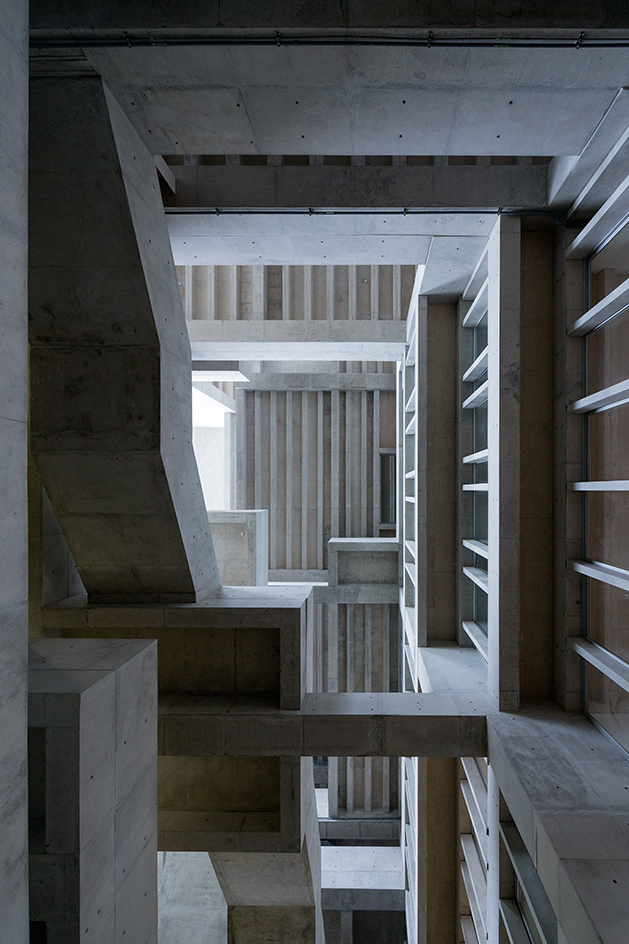 Nagroda RIBA dla Grafton Architects