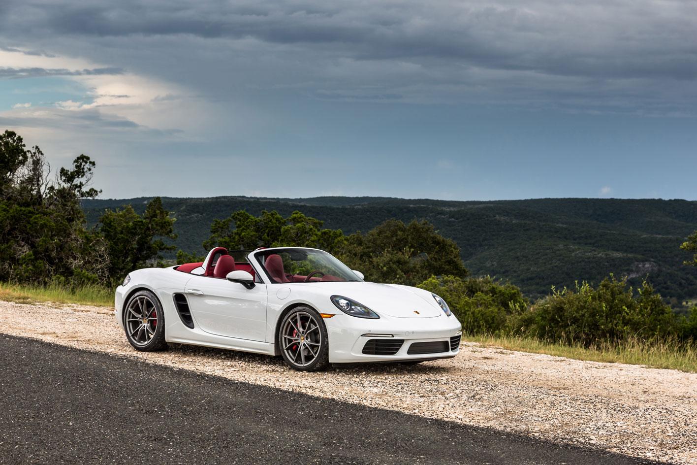 Luksus w sportowym wydaniu: nowa edycja Porsche 718