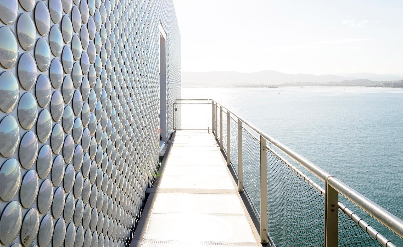 Hiszpański debiut architektoniczny Renzo Piano