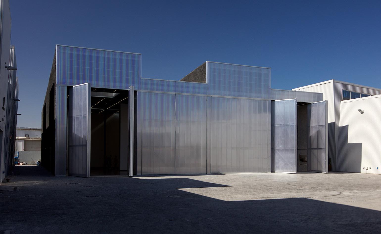 Alserkal Avenue – betonowy minimalizm dla sztuki w Dubaju