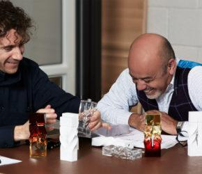 Christian Louboutin i Thomas Heatherwick