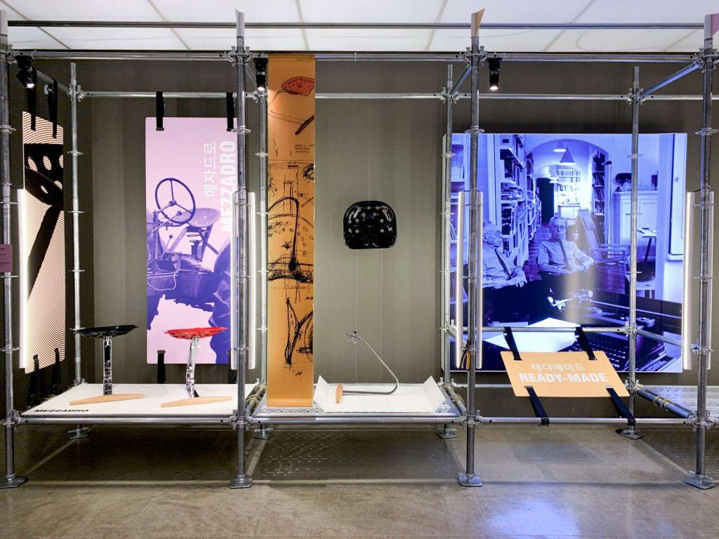 Wystawa w Seoulu poświęcona twórczości braci Castiglioni