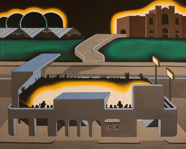 Od figuratywnego malarstwa po graffiti – Fondazione Prada bada powojenną sztukę Chicago