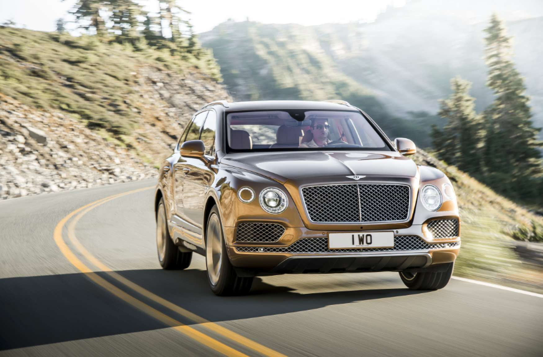 Bentley Bentayga – nowa klasa SUV-a