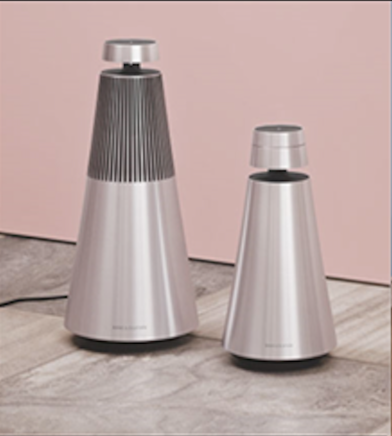 Nowe głośniki Bang&Olufsen
