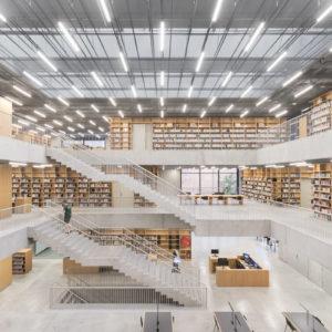 Utopia, Aaalst, Belgia, projekt KAAN Architecten