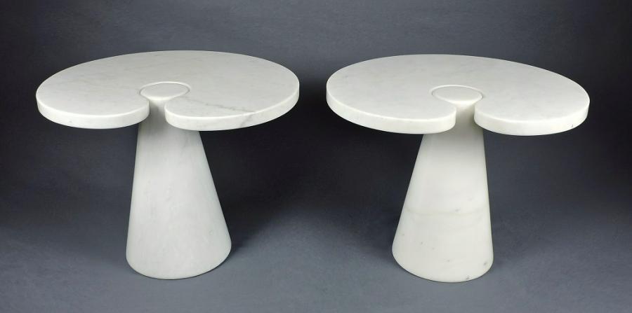 Stół Eros, projekt Angelo Mangiarotti