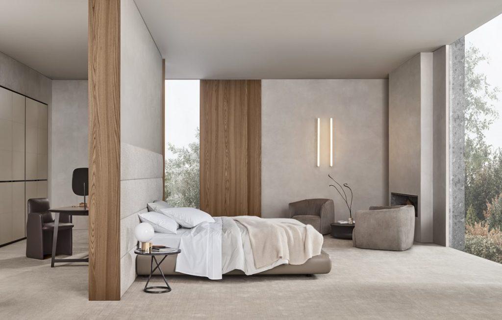 Kolekcja do sypialni Dream, projekt Marcel Wanders