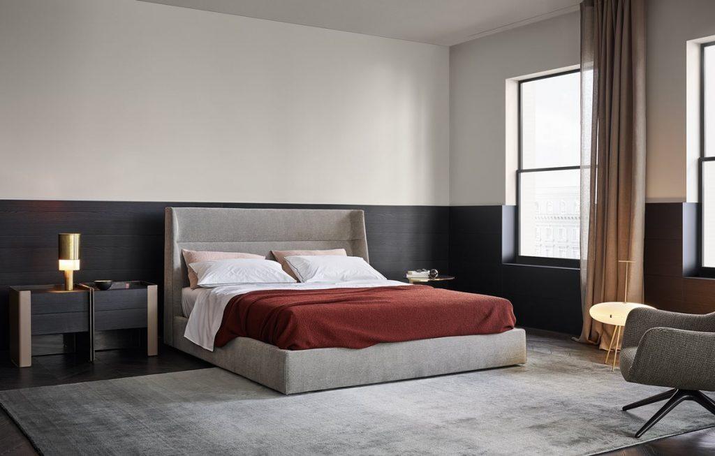 Kolekcja do sypialni, projekt Emmanuel Gallina