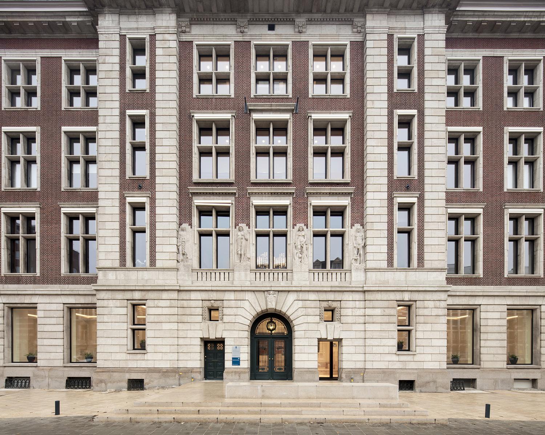 Nowa odsłona historycznego budynku według architektów KAAN