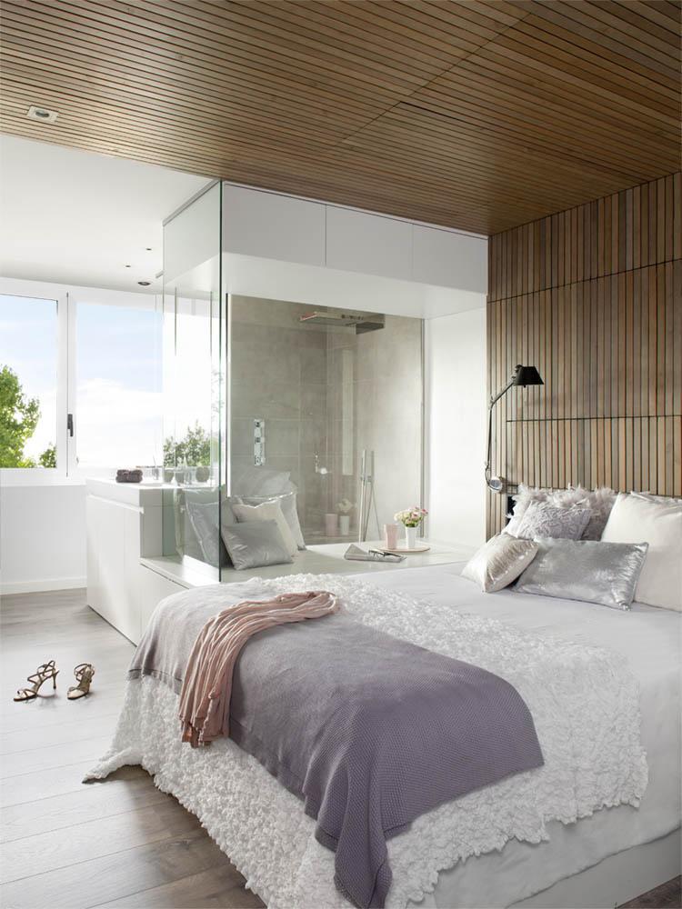 Modern apartment in Barcelona