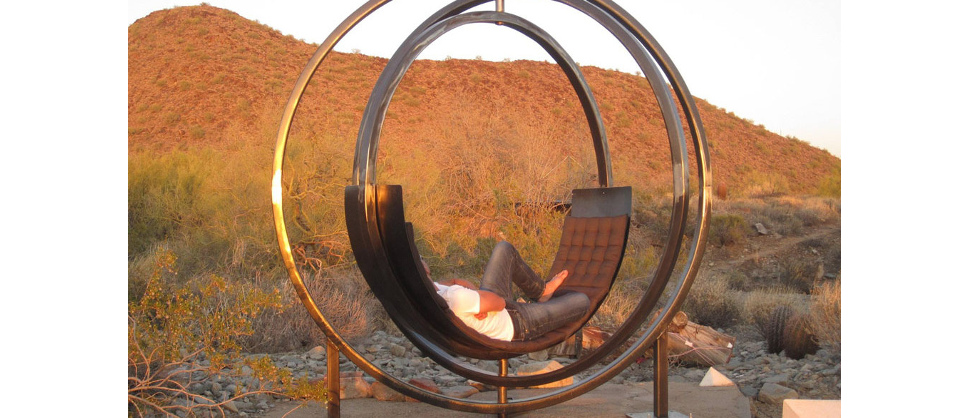 Etazin Lounge Chair