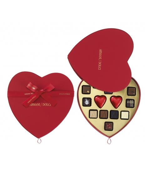 Słodkie Walentynki od Armaniego