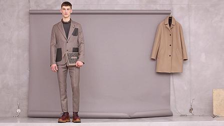Louis Vuitton Men Fashion Show Fall/Winter 2015