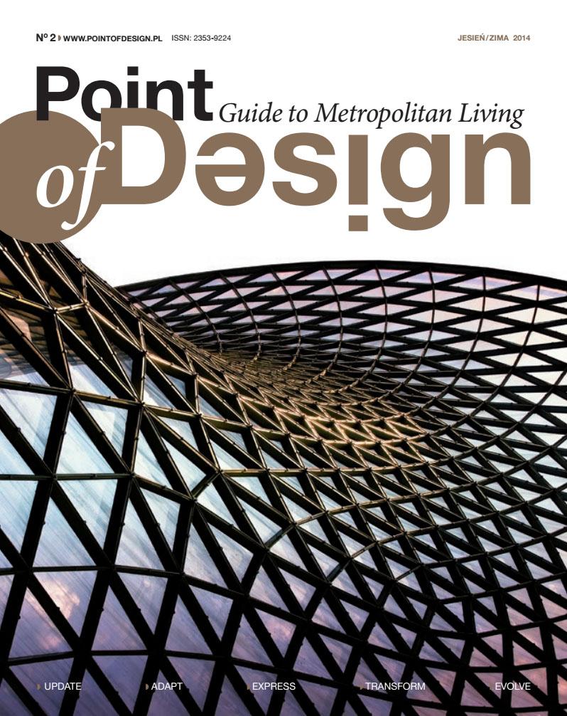 Guide to Metropolitan Living - jesień/zima 2014