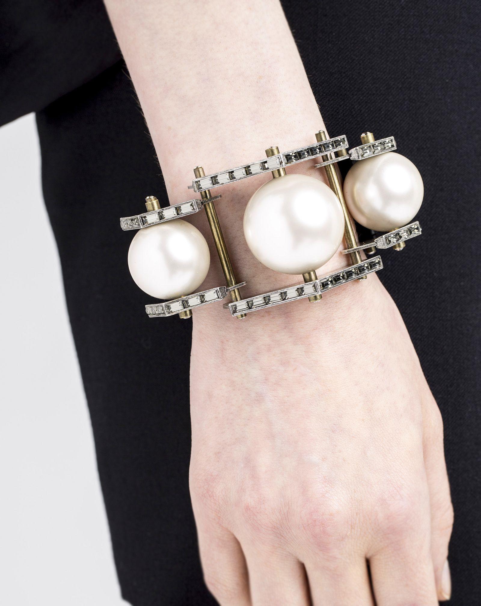 Lanvin pearls