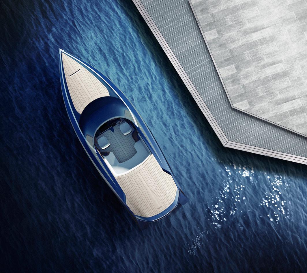 AM37 – super jacht Astona Martina