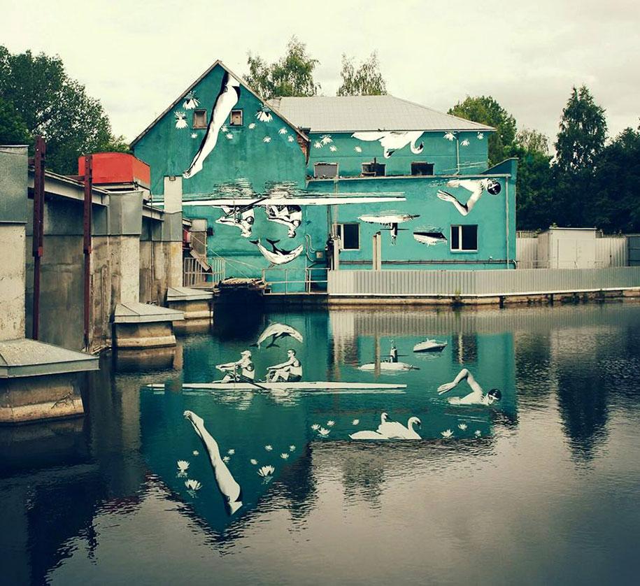 Mural – nowe doświadczenie sztuki