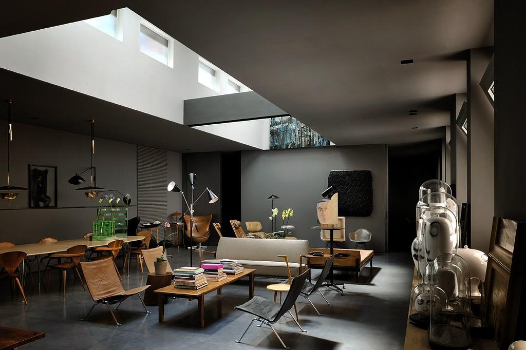 Warstwy ciemności by Dordoni Architetti