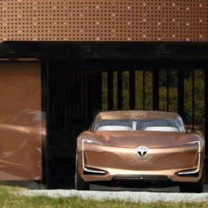Symbioz - auto koncepcyjne zaprojektowane przez Renault