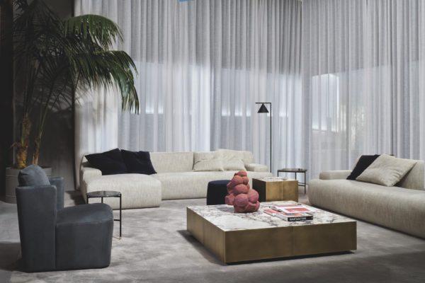 23 - fot.Mood-Design_Meridiani - salone 2019 - norton peninsula - belt low tables