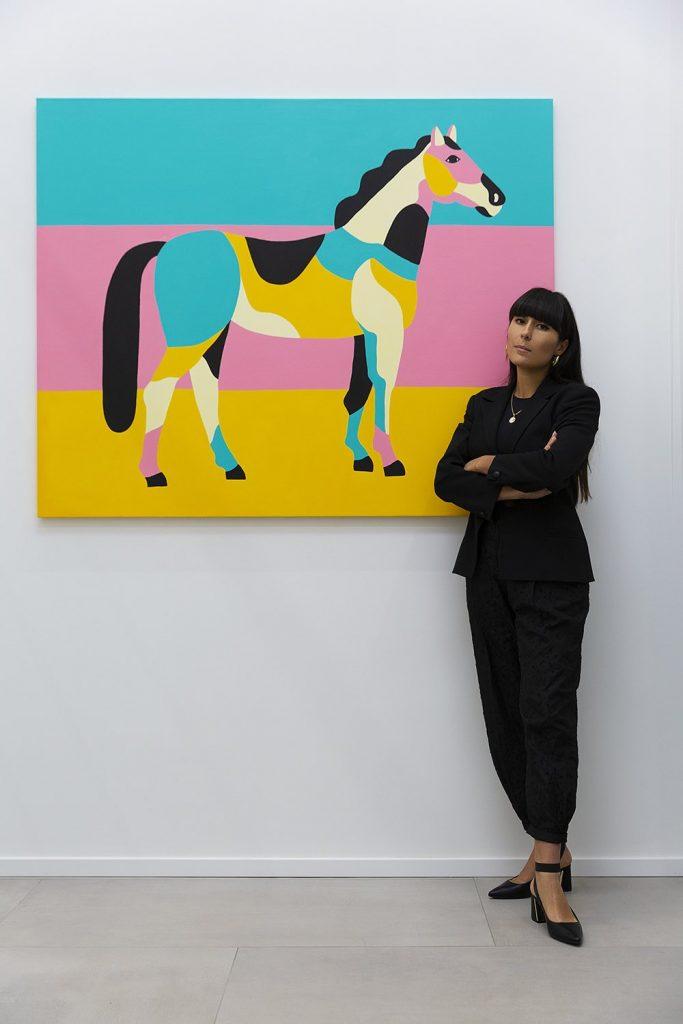 2_Michela Picchi, Horse ©Studio Daido