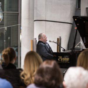 Event Point of Design - koncert Stanisława Soyki