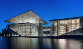 The Stavros Niarchos Foundation Cultural Center  projektu Renzo Piano