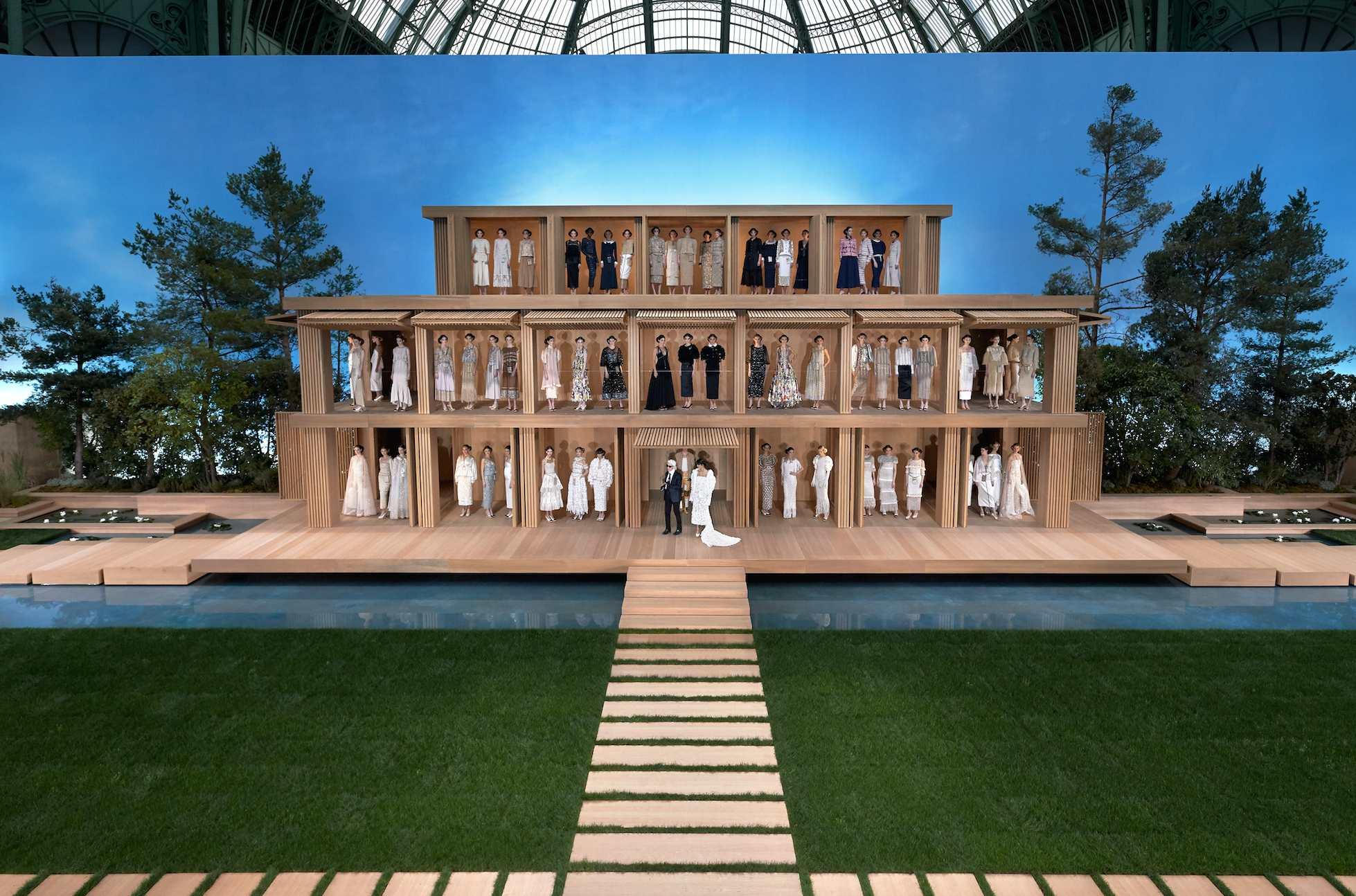 Chanel haute couture wiosna/lato 2016