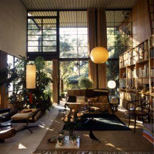 Dom Eamsów w Kalifornii