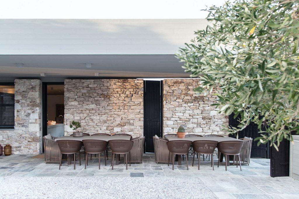 Klasyczna architektura grecka projektu Arisa Konstantinidisa
