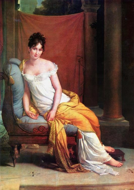 Madame Recamiere, Francois Gerard