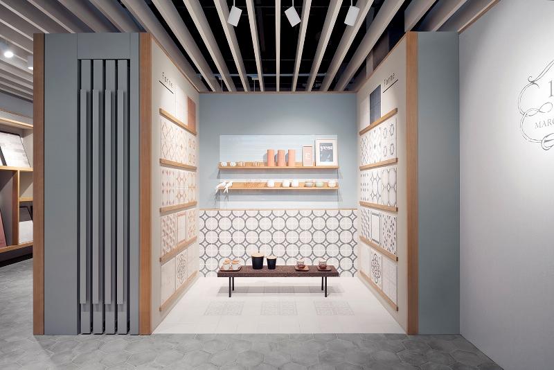 Wnętrza dla ceramiki: nowy showroom Marca Corona
