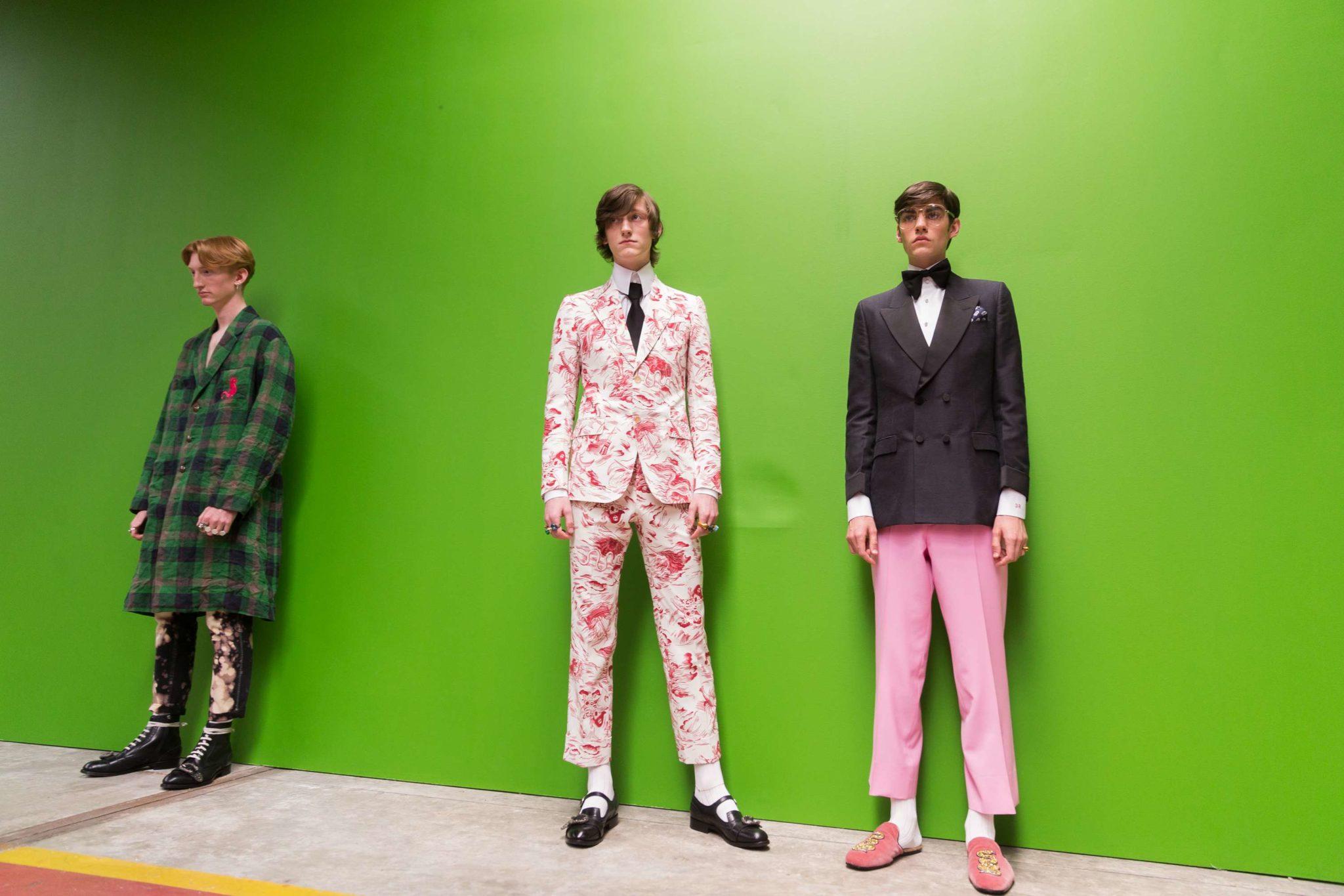 Kolekcja Gucci ss 2017