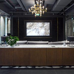 Interstone - showroom Warszawa