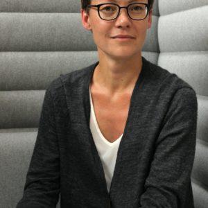 Jolanthe Kugler - kurator wystawy The Eames Celebration