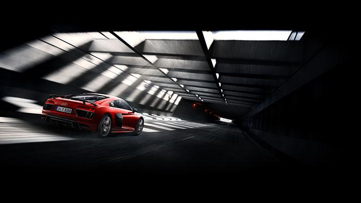 Nowe oblicze Audi R8 Coupè