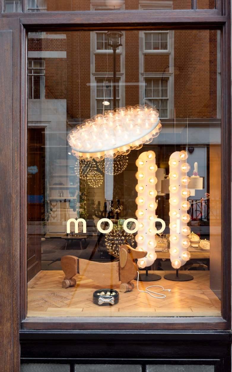 Moooi w Londynie