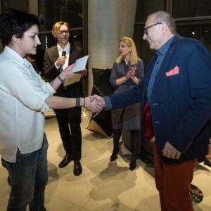 Event Point of Design - rozdanie nagród ufundowanych przez BMW