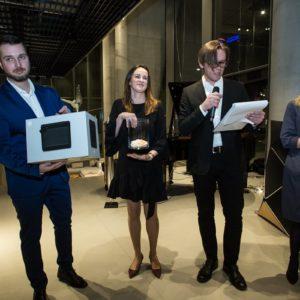 Event Point of Design - rozdanie nagród ufundowanych przez Bang&Olufsen