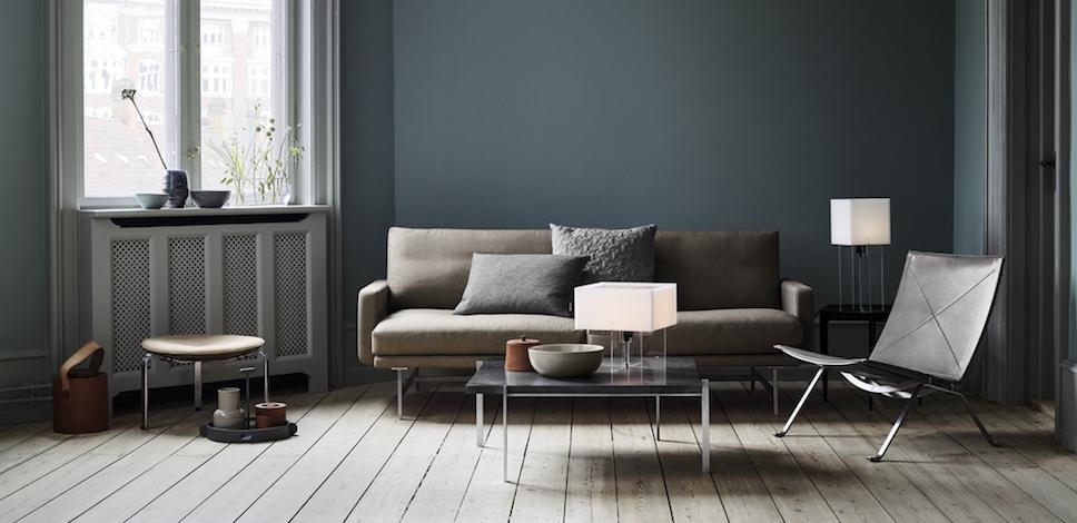duński design Poul K