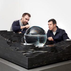 Alex Mustonen i Ben Porto ze Snarkitecture