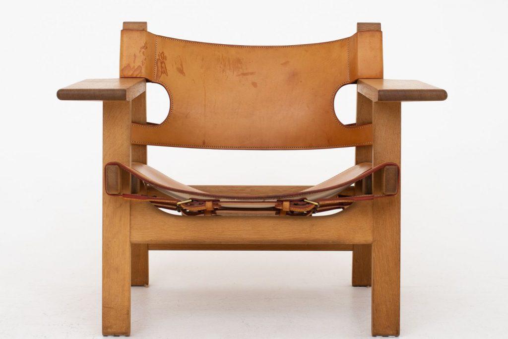 BM2226 Spanish Chair | Børge-Mogensen