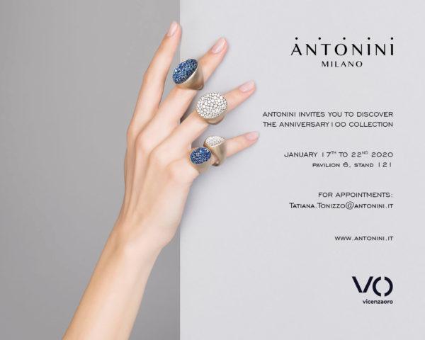 Antonini invito Vicenzaoro GENNAIO 2020_PR