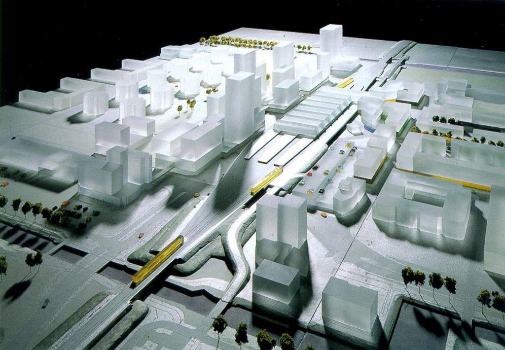 Planowanie urbanistyczne w centrum zainteresowań Rema Koolhaasa.
